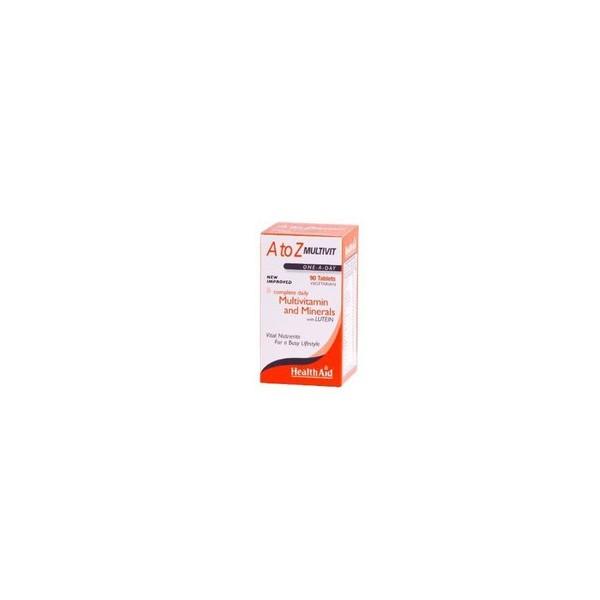HealthAid B 50 complex 30 tabs