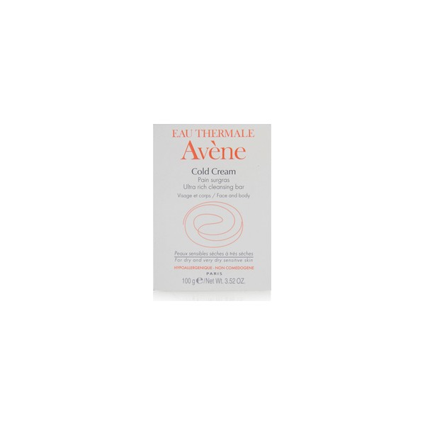 Avene Cold Cream Pain Compibar 100 gr