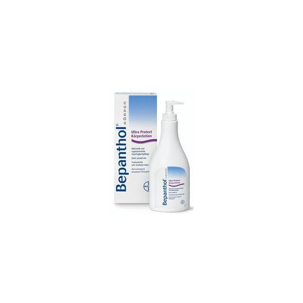 Bepanthol Body Lotion Σώματος 400ml