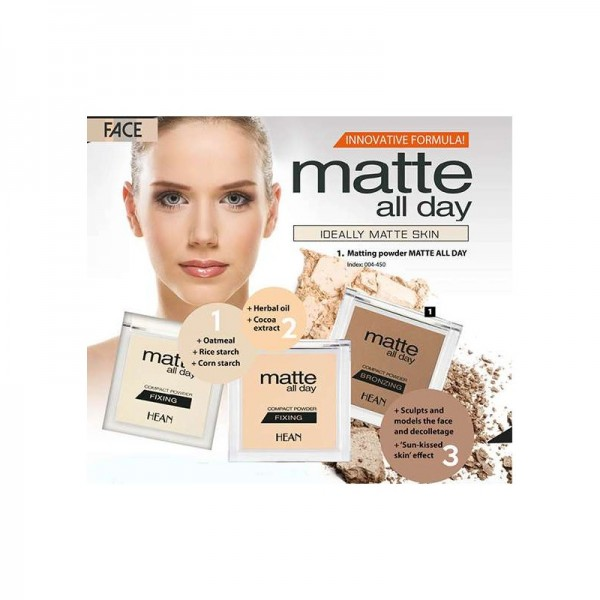 Make up Matte all Day 505