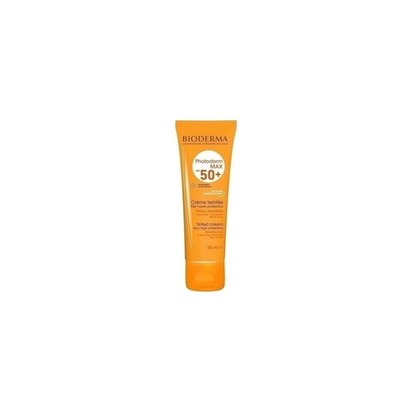 PHOTODERM MAX CR TEINTE DOREE SPF50+  40ml