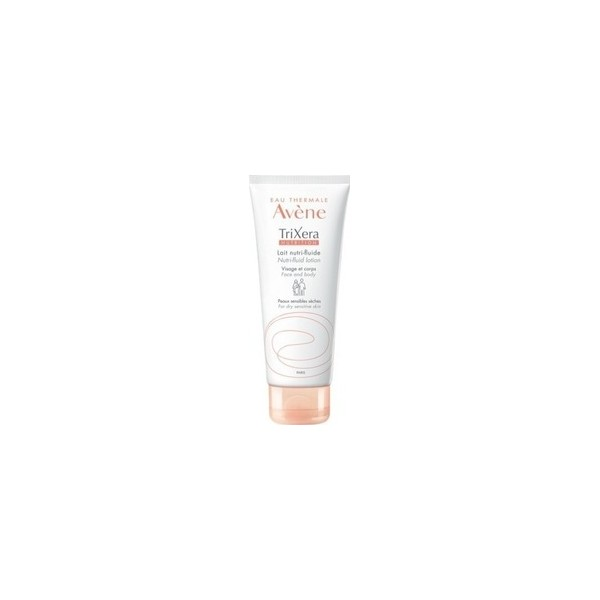 Avene Trixera Nutrition Lait Nutri-Fluid Lotion Dry Sensitive Skin 200ml