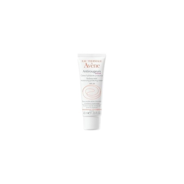 Avene Antirougeurs Jour Creme Riche 20spf 40ml