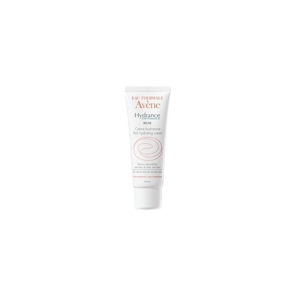 Avene Hydrance Optimale Riche Ενυδατική Κρέμα 40ml