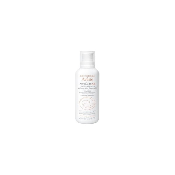 Avene Xeracalm A.D. Huile Lavante Relipidante Λάδι Καθαρισμού 400ml